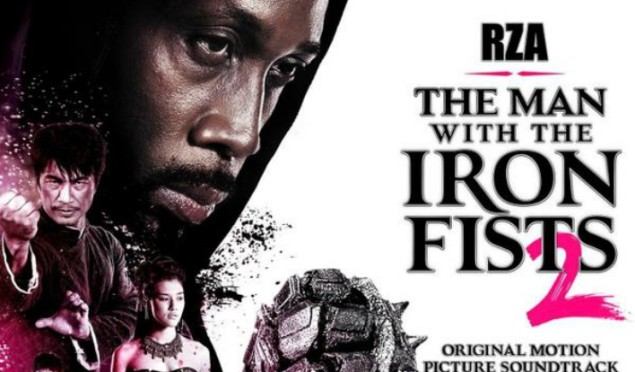 RZA to release The Man With The Iron Fists 2 soundtrack