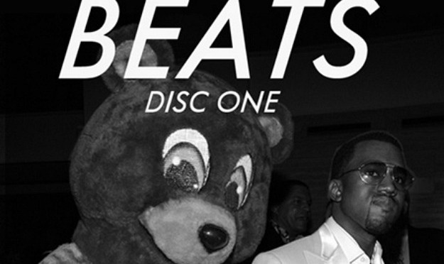 Hear a compilation of early Kanye West beats