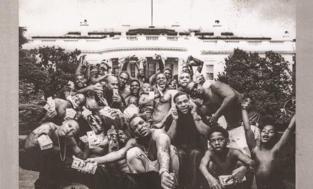 Kendrick Lamar's album was originally called Tu Pimp A Caterpillar in honour of Tupac