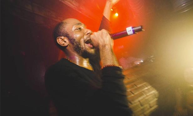 Watch A$AP Rocky bring out Yasiin Bey, aka Mos Def, at Deviation