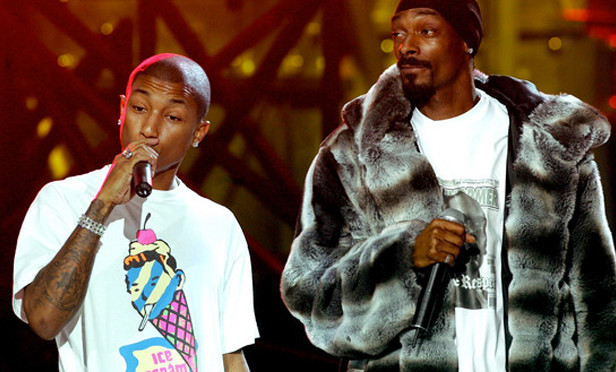 Snoop Dogg shares new single 'So Many Pros', produced by Pharrell