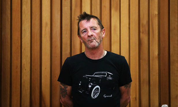AC/DC drummer Phil Rudd pleads guilty to threatening to kill and drugs charges