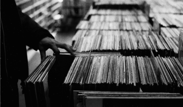 U.S. vinyl sales are up 260% since 2009