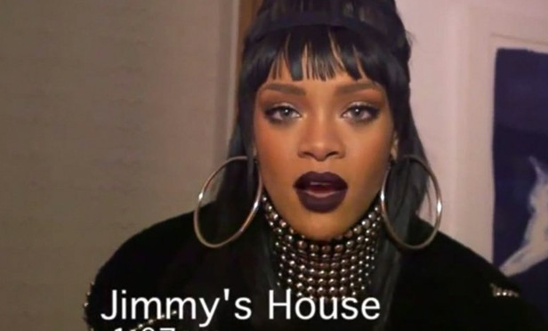 Watch Rihanna prank a sleeping Jimmy Kimmel