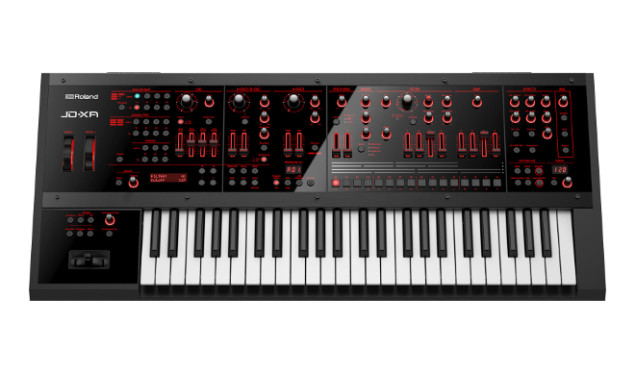 Roland unveils a synth that brings digital and analog together