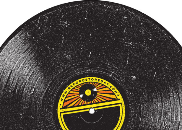 Here are the best-selling vinyl releases for Record Store Day 2015