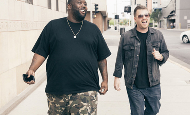 Hear Run The Jewels' Record Store Day exclusive 'Bust No Moves'