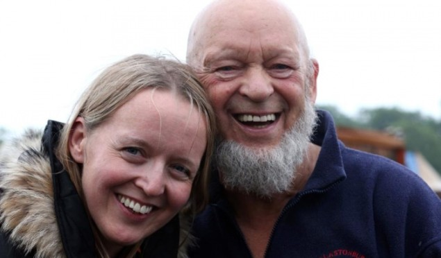Glastonbury organizer Emily Eavis receives death threats for booking Kanye West