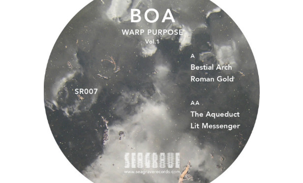 Best Available Technology and ovis aurum announce collaborative EP as BOA