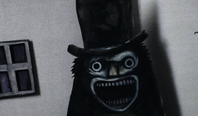 Waxwork Records to release score to The Babadook