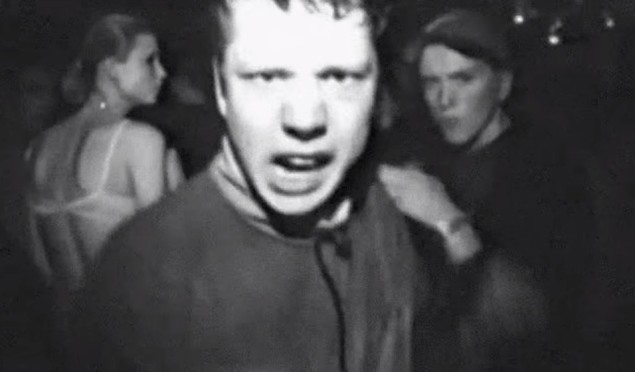 Go inside Antwerp's 1997 Thunderdome rave in the video for 'Barcode Population'