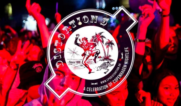 Copenhagen's Distortion festival lines up Actress, Cashmere Cat, DJ Koze and more
