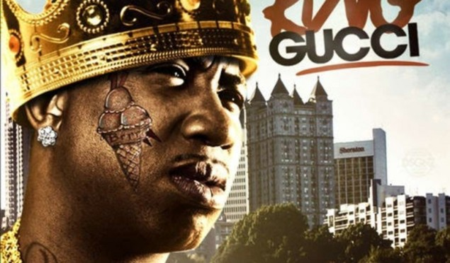 Download Gucci Mane's King Gucci mixtape, featuring Fetty Wap, Chief Keef and more