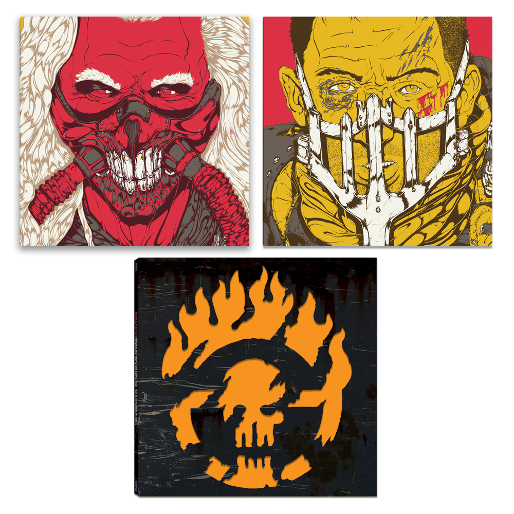 Mondo preps vinyl release of <i>Mad Max: Fury Road</i> soundtrack