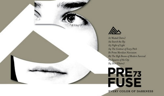 Prefuse 73 details Every Color of Darkness EP – hear 'Search The Sky'