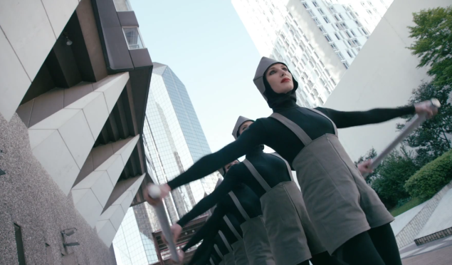 Watch the Michel Gondry-directed video for the Chemical Brothers' 'Go', featuring Q-Tip