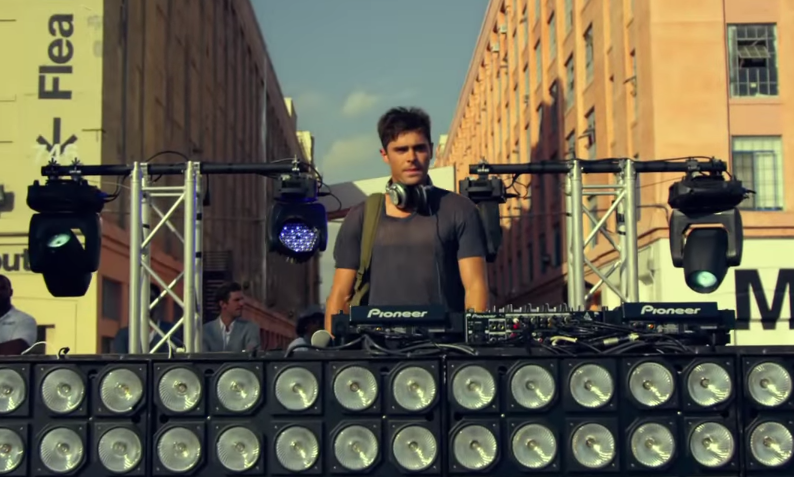 Watch the trailer for Zac Efron's EDM movie We Are Your Friends