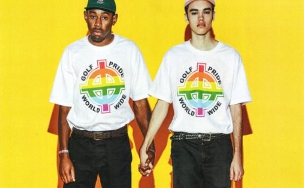 Tyler, the Creator hijacks neo-Nazi symbol for anti-homophobia T-shirts