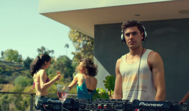 Watch a painfully honest redub of the trailer to Zac Efron's EDM movie