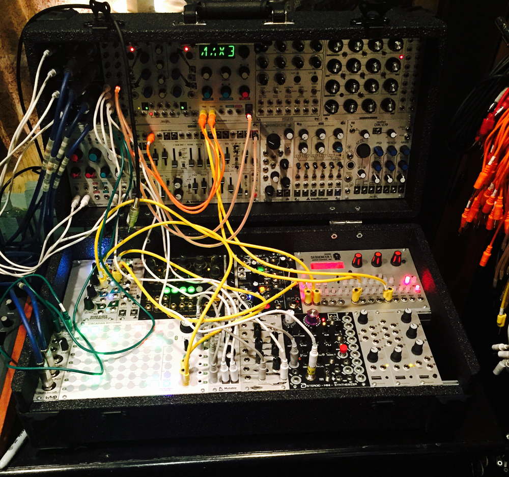 Even Coldplay have a modular synth