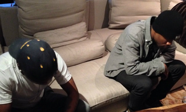 Frank Ocean interviewed Lil B for his Boys Don't Cry magazine