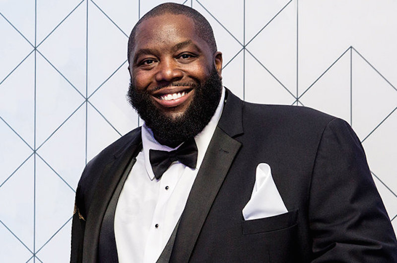 """We need community relations"": Killer Mike reflects on learning of Baltimore riots during White House dinner"