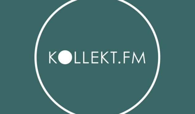 Kollekt.fm combines your favourite artists, channels and blogs to create never-ending playlists
