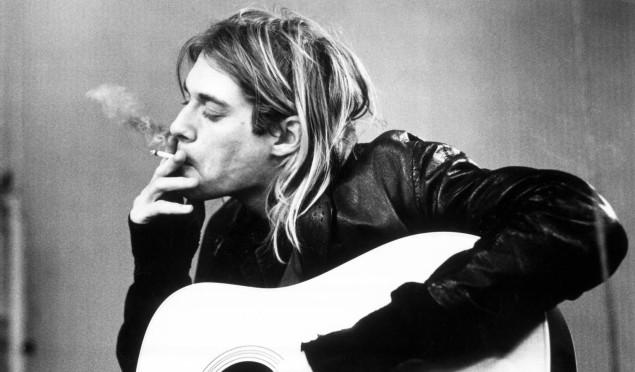 "Kurt Cobain album will feel like ""you're eavesdropping on him"""
