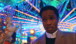 Watch the trippy video for A$AP Rocky's 'LSD'