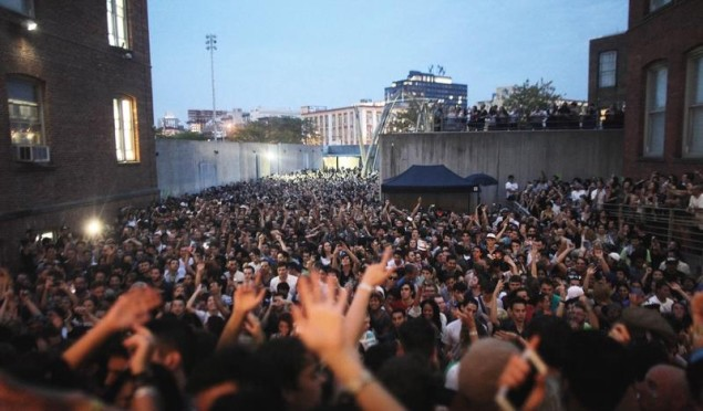 Untold, Bok Bok, Skepta, A. G. Cook and many more tapped for MoMA PS1 Warm Up
