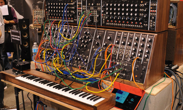 Moog Sound Lab to host Keiji Haino, Blanck Mass and Andy Blake at London residencies