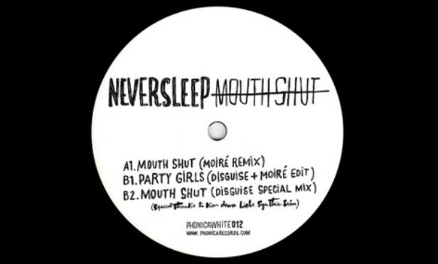 Moiré's NEVERSLEEP collective prep EP for Phonica White