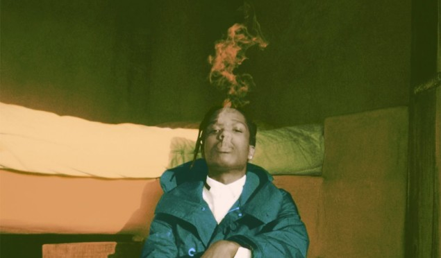 "A$AP Rocky's new album is inspired by trip-hop and ""old '60s psychedelic shit"""