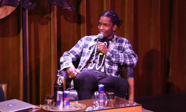 Livestream A$AP Rocky's RBMA lecture live from Harlem