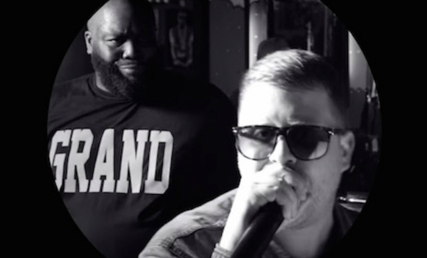 Watch Run the Jewels perform 'Pew Pew Pew' in Killer Mike's barbershop