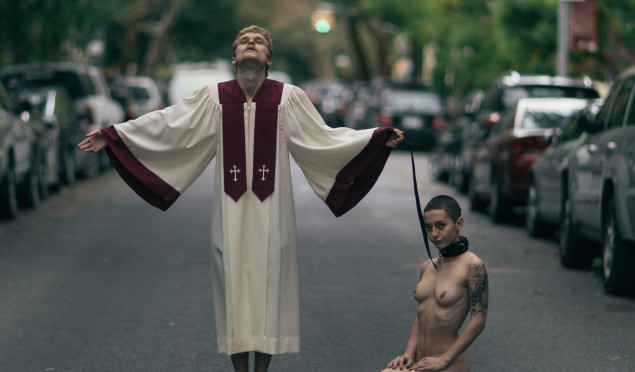The Crucifixion of Rapper Extraordinaire, Slug Christ is an Awful tour de force