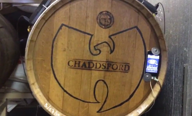 Brewing company creates Wu-Tang Clan-inspired beer