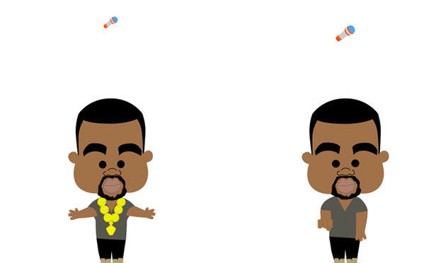 A Kanye West avatar can now live in your phone thanks to the Ye.I app