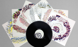 A mobile vinyl factory will press live recordings at Christian Marclay's White Cube show