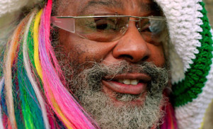 Stream George Clinton's live RBMA talk on Parliament, Funkadelic and everything in between