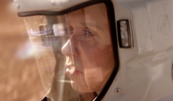 Holly Herndon explores the red planet in 'Morning Sun' video