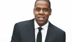 Jay Z is spelling his name with an umlaut again