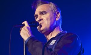 "Morrissey's new novel is finished and ""with the publishers"""