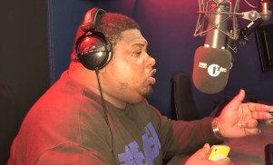 Big Narstie tore into grime sell-outs on Charlie Sloth's 1Xtra show
