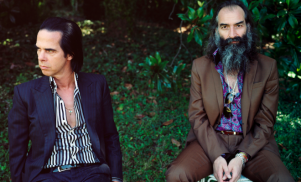 Nick Cave and Warren Ellis to release Loin Des Hommes soundtrack – hear an excerpt