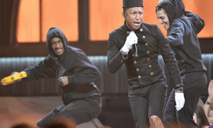 Grammys 2015: Watch performances from Kanye West, Rihanna, Pharrell, Beyoncé, Stevie Wonder and more