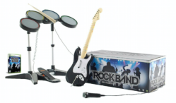 Rock Band 4 will be compatible with your old controllers
