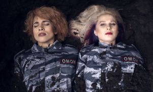 Pussy Riot release their first song in English – watch them get buried alive in the video for 'I Can't Breathe'