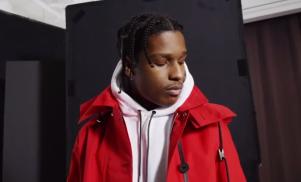 A$AP Rocky raps verse off new album A.L.L.A.
