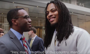 Waka Flocka Flame wasn't joking about running for President